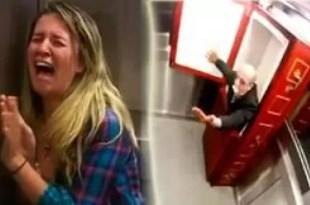 Video impresionante: Muerto se levanta del cajón