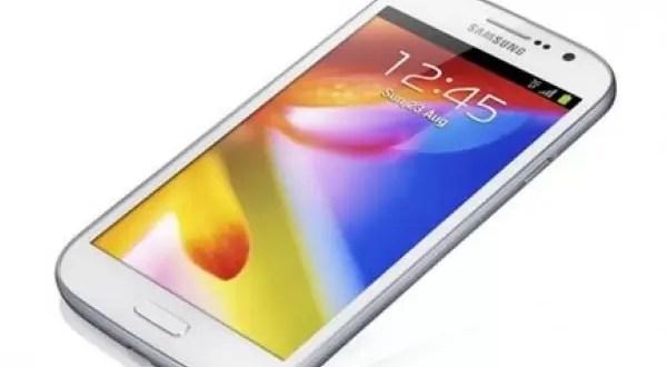 Características del nuevo Samsung Galaxy Grand
