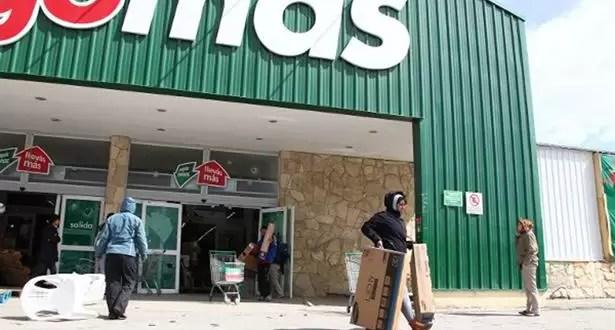 Video cómo fueron los saqueos a supermercados de Bariloche