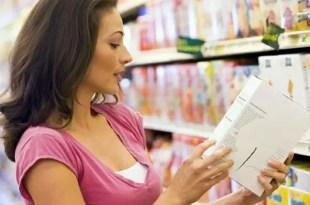 El engaño en las etiquetas de los alimentos