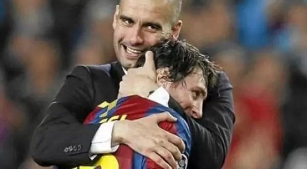 ¿Lionel Messi se va al Bayern Munich con Guardiola?