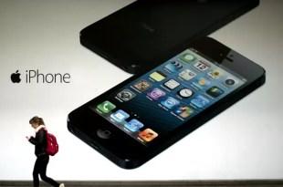 Características del iPhone 2013