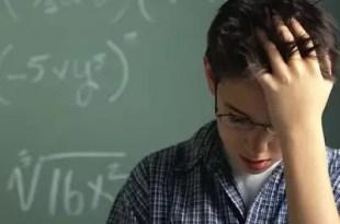 ¿Para quién es peor la matemática, hombres o mujeres?