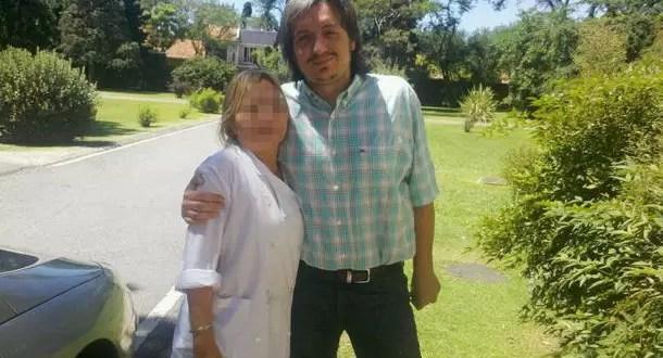 Foto: La nueva imagen de Máximo Kirchner