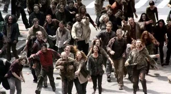 Irrumpen señal de TV para alertar sobre un ataque zombie
