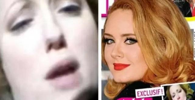 Video prohibido de Adele