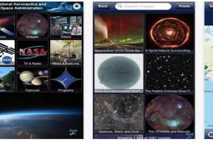 Cómo usar tu smartphone para 'examinar' el espacio