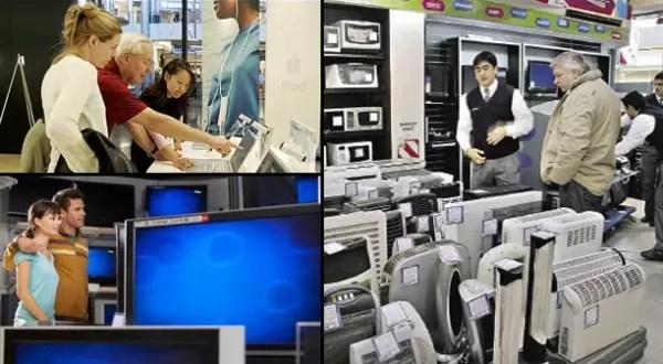 Las cadenas de electrodomésticos se suman al convenio de precios