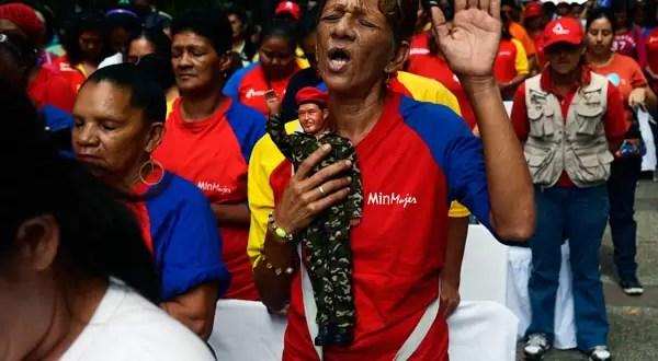 En qué estado llegó Hugo Chávez a Venezuela