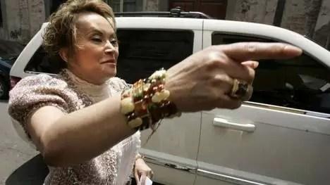 Detienen a la mujer más poderosa de México
