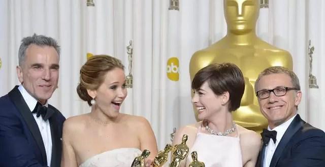 Lista de los ganadores de los Oscar 2013