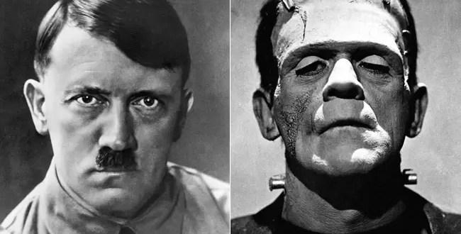 Adolf Hilter y Frankenstein candidatos en las elecciones de la India