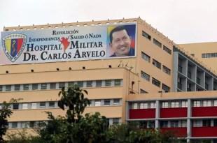 Hugo Chávez jurará en el hospital de Caracas
