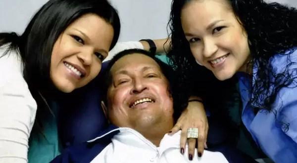 Así está Hugo Chávez - Fotos Oficiales