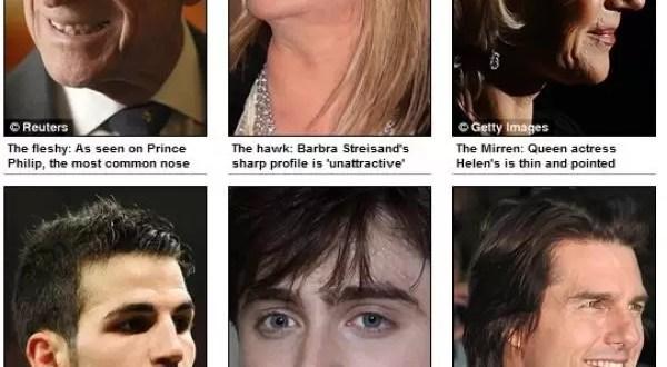 ¿Qué tipo de nariz tenés?