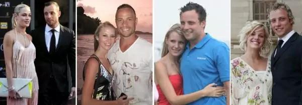 La historia turbia y oculta de Oscar Pistorius