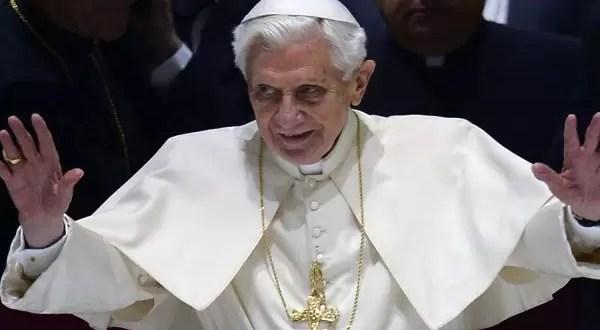 Razones de la renuncia del papa Benedicto XVI