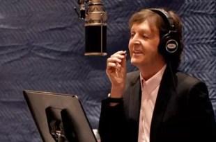 Paul McCartney regaló un show en un tranvía de Nueva Orleans
