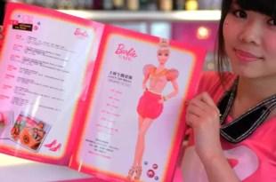 Éste es el primer restaurante de Barbie en el mundo