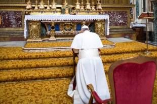 Kirchneristas disconformes con la elección del nuevo Papa