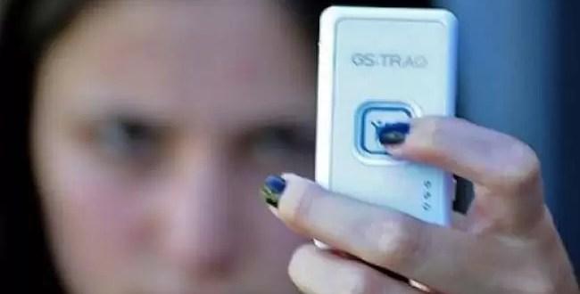 Mujer se salvó de su ex gracias al botón antipánico