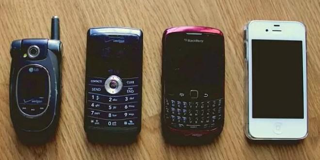 La historia del celular hasta llegar a ser smartphone