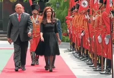 ¿Qué le enseñó Hugo Chávez a Cristina Kirchner?