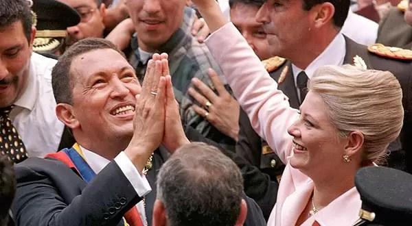 Cómo era Hugo Chávez según su ex esposa