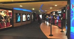 A las trompadas en el cine por comer pochoclos