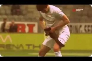 Video imperdible: Hurón entró a la cancha y mordió a un jugador