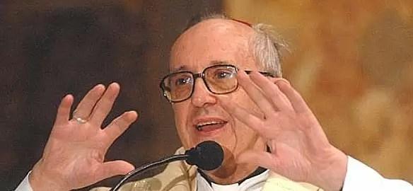 El mensaje de Bergoglio antes de haber sido nombrado Papa - Video
