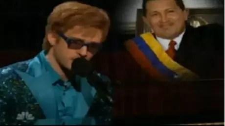 Video: Feroz burla de Justin Timbarlake a Hugo Chávez