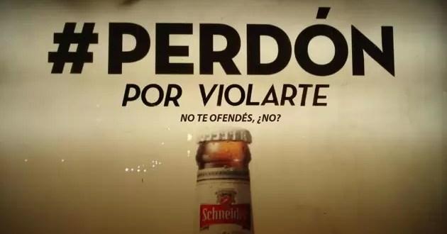 Escándalo: Publicidad de Schneider incita al acoso sexual
