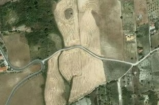 Bizarro descubrimiento con Google Maps - Foto