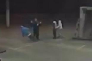 Video - Ladrón muere de un infarto en pleno robo