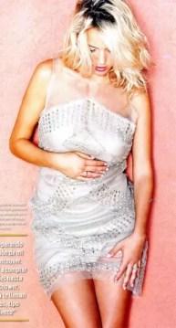 Fotos de Luisana Lopilato embarazada