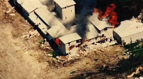 La masacre de Waco, Texas, en 1993