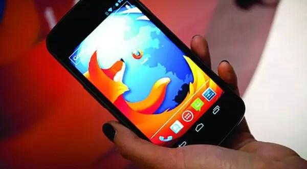 Nuevo navegador de Mozilla y Samsung
