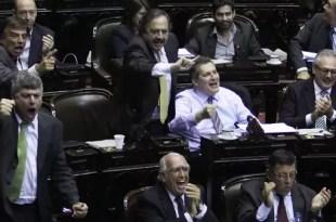 La Cámara de Diputados aprobó la reforma a la Magistratura