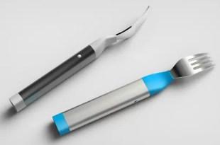 Conoce el tenedor que vibra para combatir la obesidad - Video