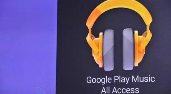 Cómo funciona el nuevo servicio de música de Google