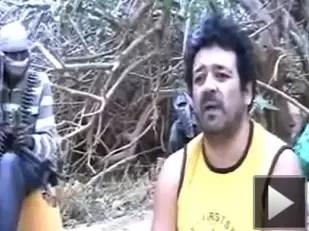 Piratas somalíes liberan a chileno secuestrado durante dos años - Video