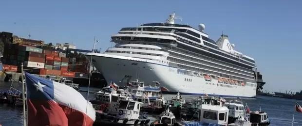 Requisitos para trabajar en un crucero