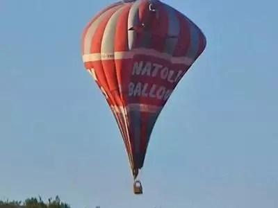 Video: Dos globos aerostáticos chocan y dejan dos muertos