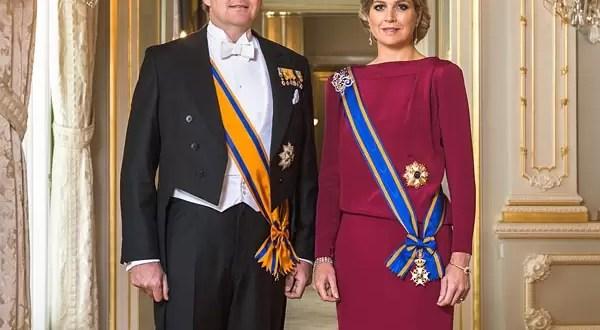 Guillermo y Máxima ya son los reyes de Holanda