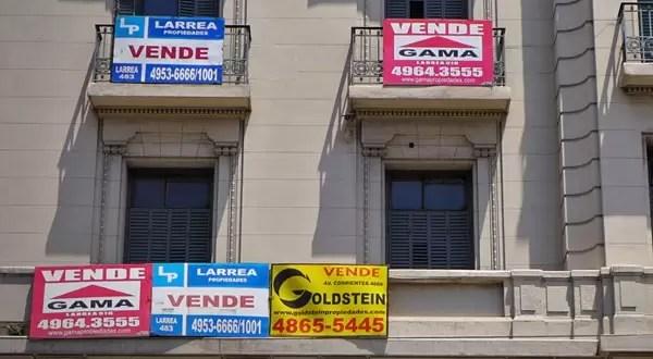 Mercado inmobiliario sufre crisis similar a la de 2002