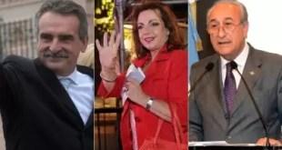 Los cambios en el gabinete nacional