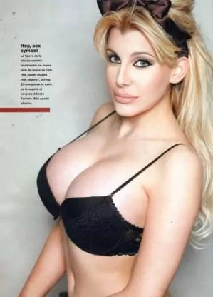 Fotos: El nuevo cuerpo de Charlotte Caniggia
