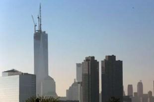 Video: Así se ve desde el World Trade Center