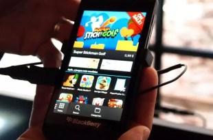BlackBerry Z10: Características y precios